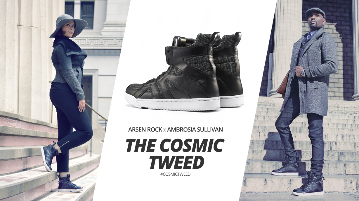 THE COSMIC TWEED